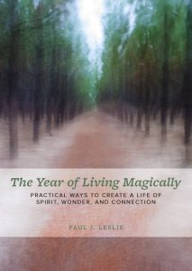 Year of Living Magically cover
